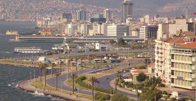 İzmir'de konut satışları 6 puan arttı!