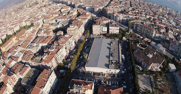 İzmir'e 5 yeni otopark binası geliyor!