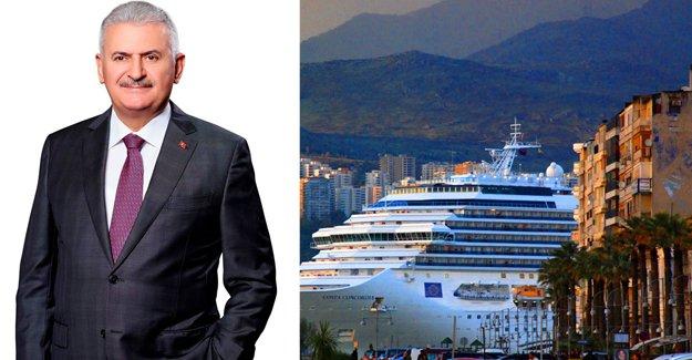 'İzmir inşaat sektörünün de gözbebeği oldu!'