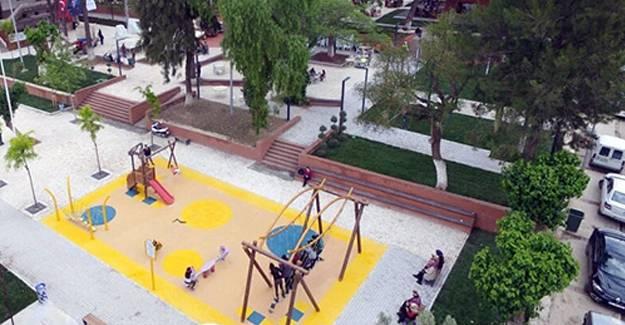 İzmir Kani Bey Parkı'na En İyi Uygulanmış Proje ödülü!
