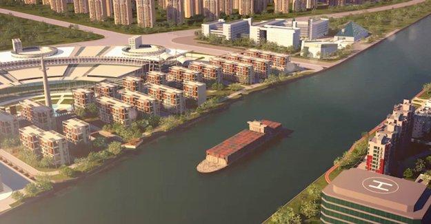 Kanal İstanbul'da çalışmalar 2016 yazında başlıyor!