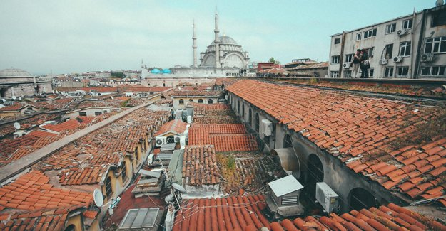 Kapalı Çarşı'da restorasyon çatıdan başlayacak
