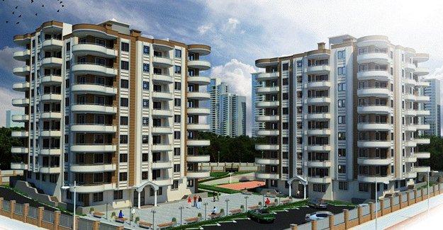 Karnur Balkan Evleri Kayapa'da yükseliyor!