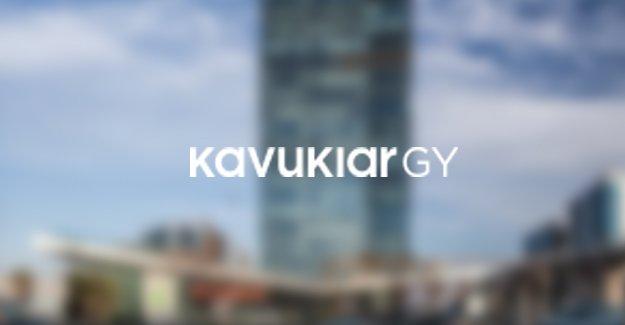 Kavuklar Office İzmir'de yükseliyor!