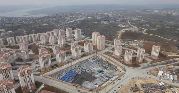 Kayaşehir'e markalı konut üreticilerinin ilgisi artarak devam ediyor!