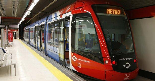 Kaynarca Tuzla metro hattı geliyor!