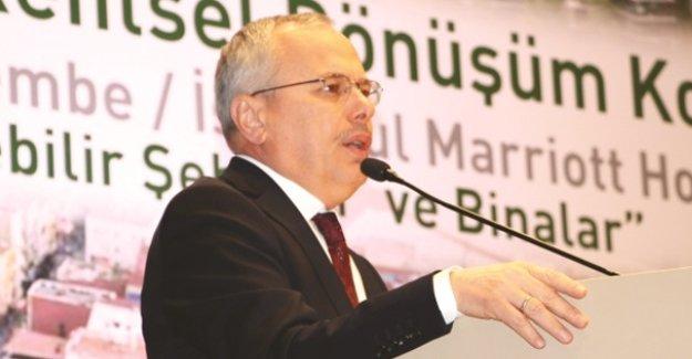 Kentsel dönüşüm tüm Türkiye'de!