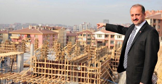Kentsel dönüşümde Ankara'nın örnek ilçesi: Mamak!