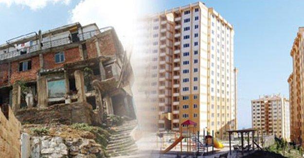 'Kentsel dönüşüme ilgi giderek artıyor'