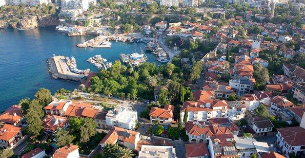 Kiralar en çok Antalya'da arttı!