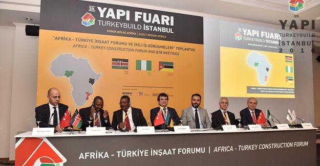Konuk Bölge Afrika Projesi'nde Kenya, Nijerya, Mozambik değerlendirildi!