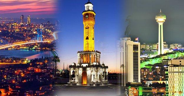 Konut satışları İstanbul'da azaldı, Ankara ve İzmir'de yükseldi!