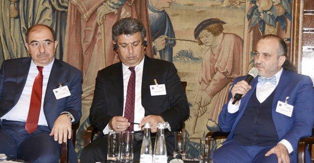 'Konutta balon endişesi Türkiye için söz konusu değil'!