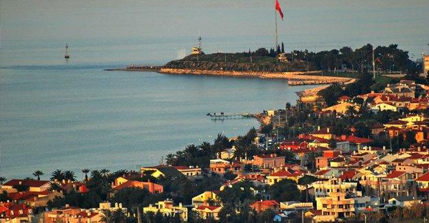 Körfez tüp geçit projesi Narlıdere'yi değerlendirecek!