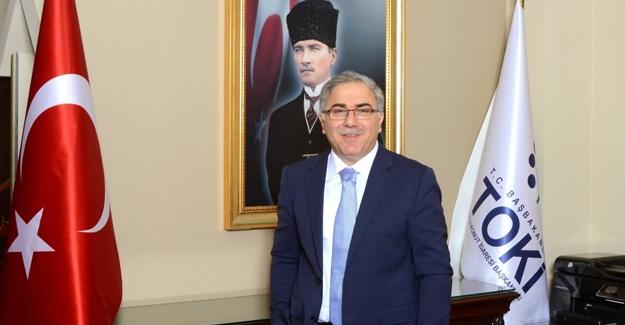 """M. Ergün Turan: """" Emekliler bir dernek üyeliği olmadan da TOKİ'ye başvurabilir"""""""