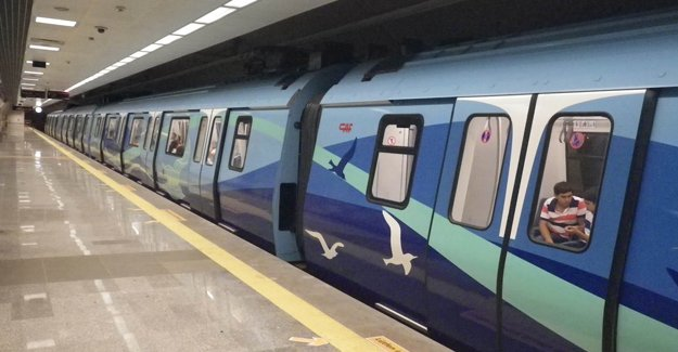 Mahmutbey-Esenyurt metro hattı 2018'de bitecek!