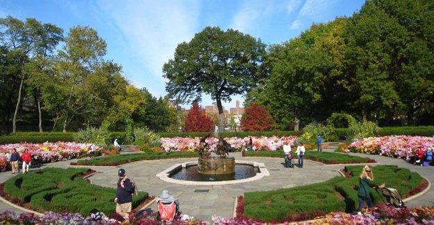 Maltepe kent parkına halktan tam destek