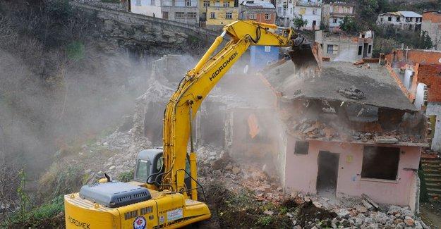 Maltepe'de dönüşüme asbest şartı geldi!