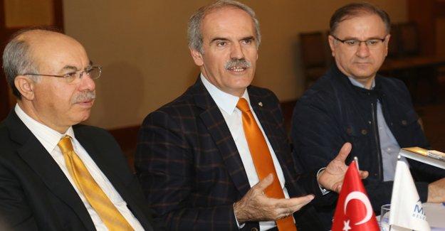 Marmara, afet yönetimi için bir araya geldi!
