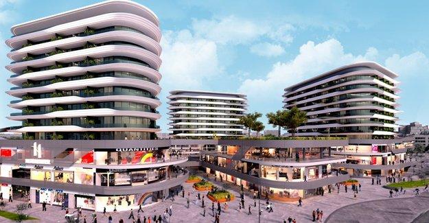 Merter'in ilk kentsel dönüşüm projesi Real Merter satışta