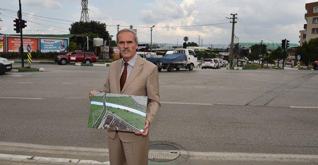 Mihraplı Köprülü Kavşağı Bursa trafiğini rahatlatacak!