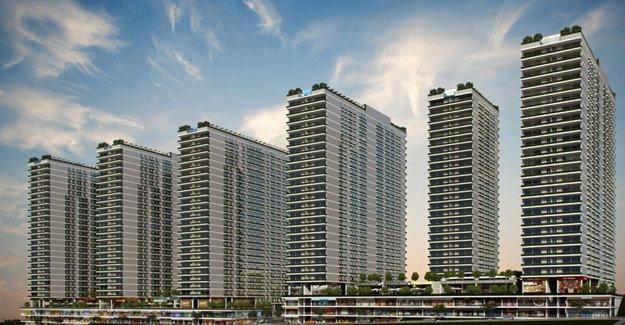 Mina Towers Eylül'de satışta!
