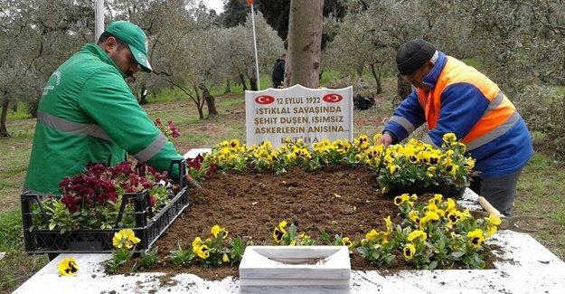 Mudanya Belediyesi bahar çalışmalarına başladı!