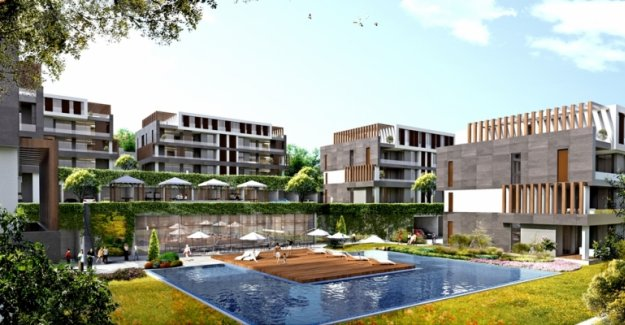 Bursa Mudanya Moda Bademli Evlerinde 700 Bin TL'ye 3+1