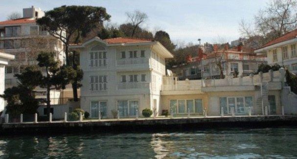 Necmettin Erbakan'ın Kanlıca'daki yalısı satılıyor!