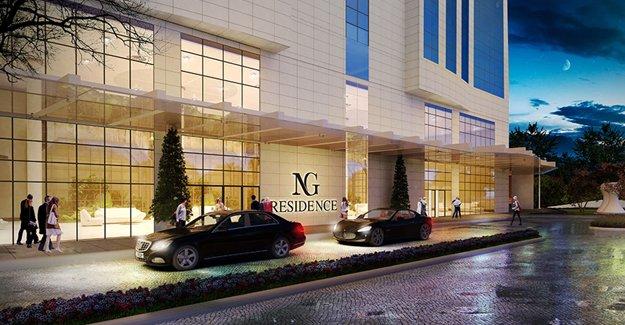 NG Residence'ın lansman öncesi yüzde 30'u satıldı!