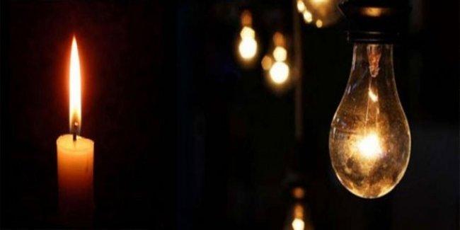 Nilüfer elektrik kesintisi 9 Ekim 2015 !
