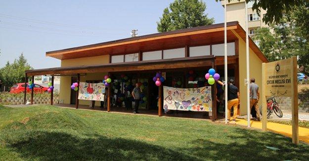 Nilüfer Kent Konseyi Çocuk Meclisi Evi açıldı!
