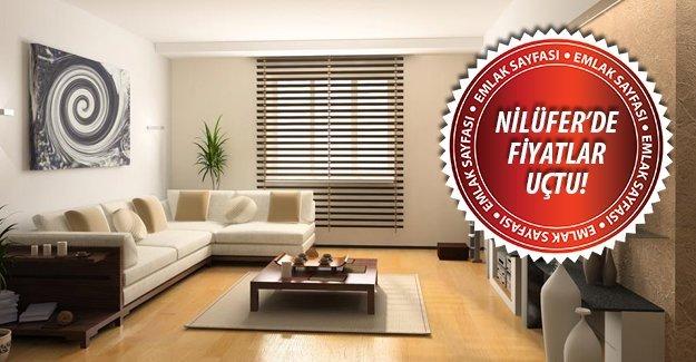 Nilüfer kiralık daire fiyatlarında son durum!
