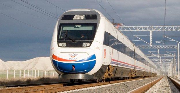 O şehirlere hızlı tren müjdesi!