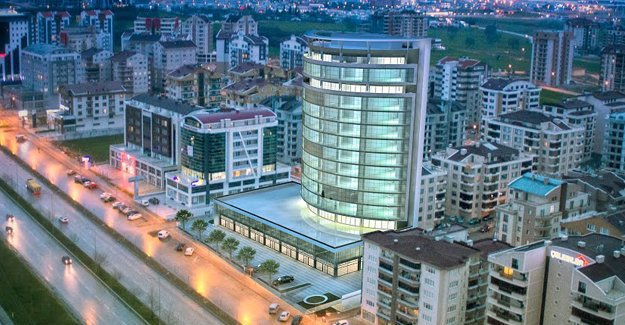 Ofis yaşamına yeni bir yorum; Güzell Tower