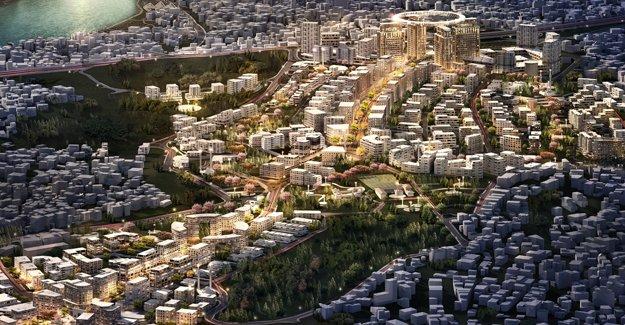 Okmeydanı'nda kentsel dönüşüm şart!