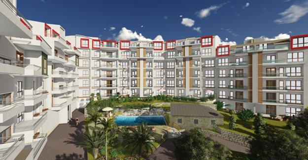 Olivium Residence 2 fiyat listesi!
