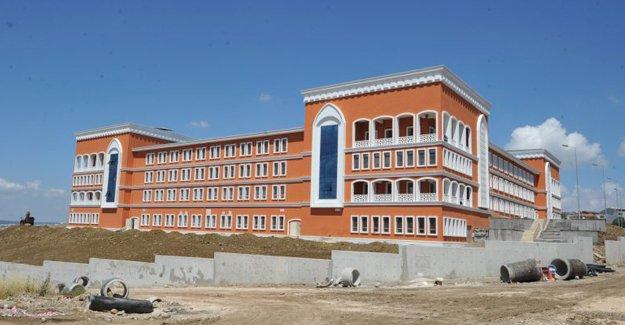 Osmangazi Belediyesi'nden Türkiye'nin en büyük okulu!