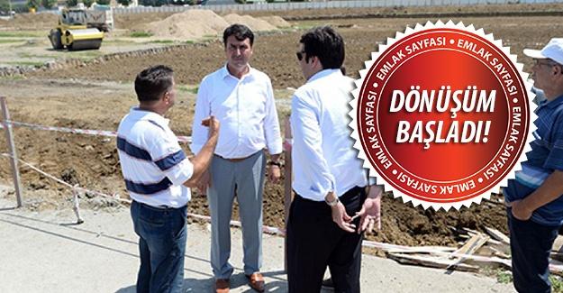 Osmangazi'de büyük dönüşüm başladı