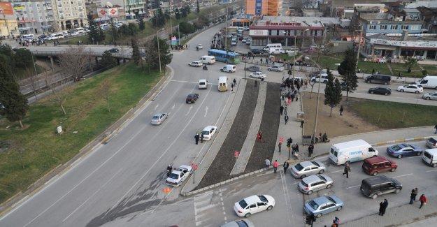 Osmangazi İlçesi, Santral Garaj Mahallesi imar planı değişikliği askıda!