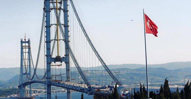 Osmangazi Köprüsü'nde geçiş ücretine KDV indirimi!
