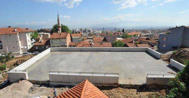 Osmangazi Mollafenari Pazar Yeri Temmuz'da açılıyor!