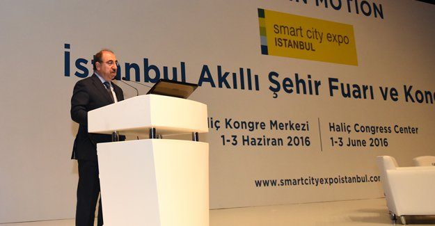 Özçelik, 'Akıllı Şehirleri çok önemsiyoruz'!