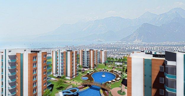 'Panorama Evleri Antalya'nın çehresini değiştirecek!'