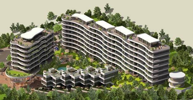 Panorama Hill Kurtköy'de yükseliyor!