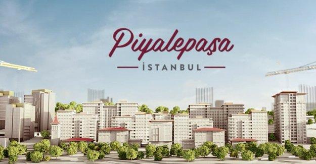 Piyalepaşa İstanbul'un temeli 6 Mayıs'ta atılıyor!