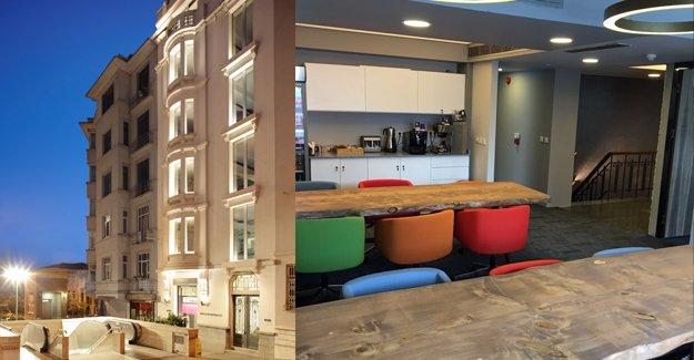 Plaza Cubes, Bilsar Binası'ndaki yeni ofisini açtı!