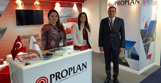 ProPlan Proje Yönetimi, MIPIM 2016'da büyük ilgi gördü!