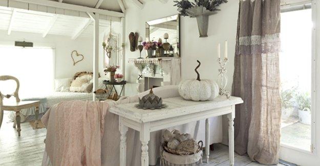 Romantik bir ev istermisiniz?