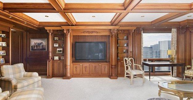 Ronaldo'nun 23 milyon dolara satın aldığı dairesi!